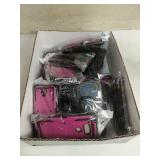 Box of phone cases