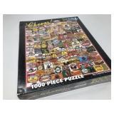 1000 piece beer puzzle