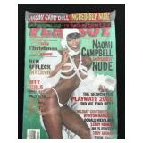 Naomi Campbell Playboy in packaging