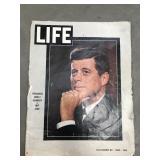 1963 LIFE- J.F.K.