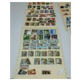 Russia stamp collection 1800