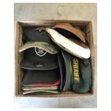 Box of Hats- some Vintage