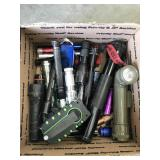 Large Box of Flashlights