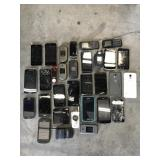 Large Box of smartphones and more