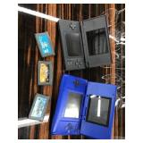 Box of Nintendo DS/ DS lite