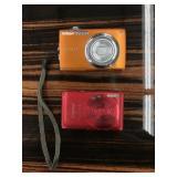 Nikon Coolpix/Canon Powershot Cameras