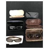 Box of Glasses/Sunglasses