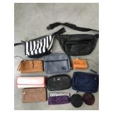 Box of Wallets/Fannypack