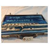 reynolds silverplate flute