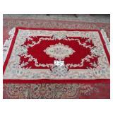 """chinese handmade rug. 74""""x48"""""""