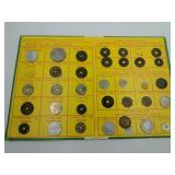 Album of coins from Indochina and Vietnam