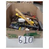 ctn. of tools. see pics.