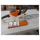 Stihl power chain saw