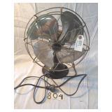 coolspot vintage metal fan