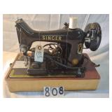 singer feathertouch sewing machine