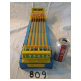 horse racing battery operated vintage game