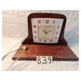 G.E. electric clock