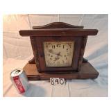 hamilton wind up clock