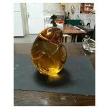 Murano Glass penguin made in Italy 5 inches high