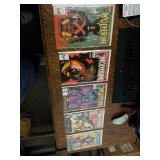 5 Comic Books Wolverine #29, 30, 31, 36, 38