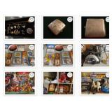 Silver, Primitives, Jewelry, Antiques & More!!