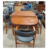 Mid-Century & Danish Furniture, Pottery,Tools & Household Goods