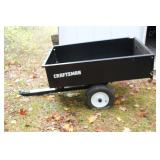 Craftsman yard wagon
