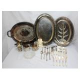 Sterling Silverware and Service items