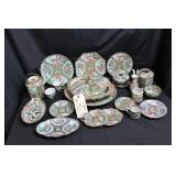 Rose Medallion Covered Dishes, Casserole and more