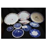 FloBlue and various serving dishes