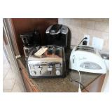 Toaster, Keurig, Processor