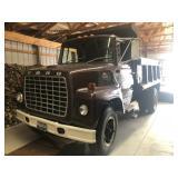 Ford 700 Dump Truck