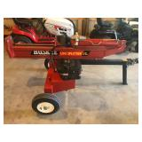 Huskee 22T log splitter
