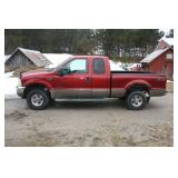 Ford F250 extended cab