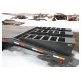 Loadmax flat bed trailer