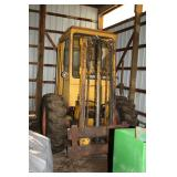 Case 580 fork lift tractor