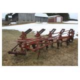 White 5 bottom plow