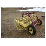 New Holland hay equipment