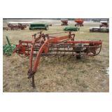 International Harvester hay equipment