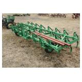 3 point cultivator