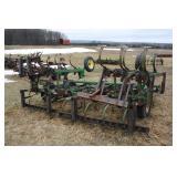 John Deere 1010 cultivator and soil leveler