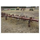 Noble 4 row cultivator