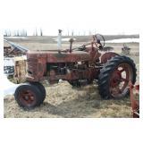 Farmall H parts tractor