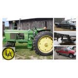 A&A Farm Sales-ABSOLUTE EQUIPMENT AUCTION