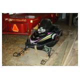 Arctic Cat 550 snowmobile
