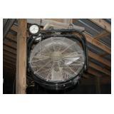 large livestock fan