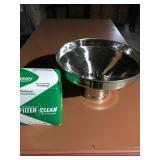 milk strainer