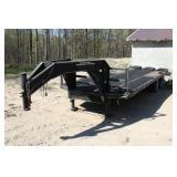Custom Built equipment trailer