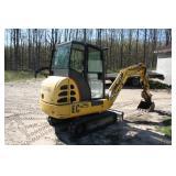 New Holland EC-25 excavator