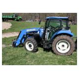 like new New Holland T4.75